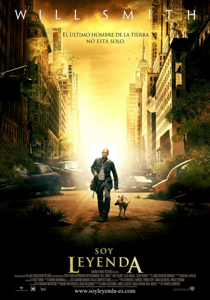 I Am Legend 2007  IMDb